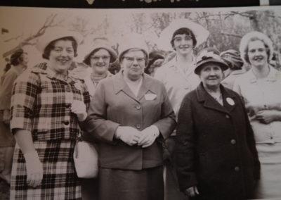 Parishioners in Te Anau (St Michael's), 1950s