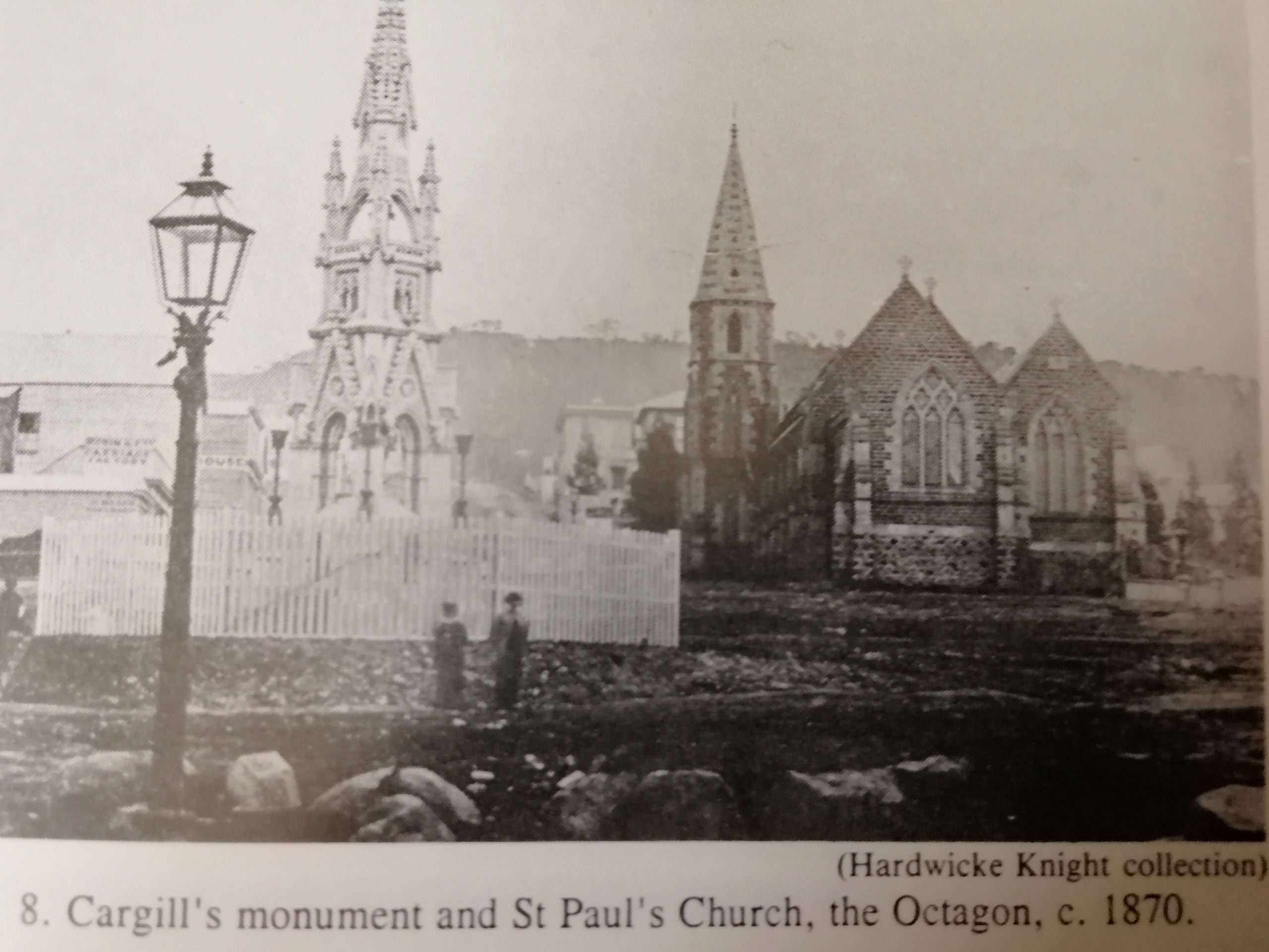 Old St Paul's Cathedral Church, Dunedin